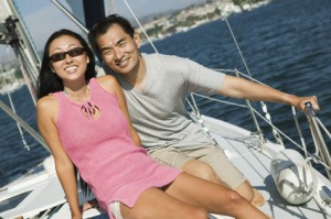 Couple boating 300x199 Stock Photography – Are you on the Buyer's Schedule?