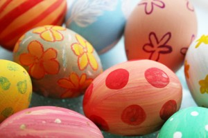 Easter eggs 300x200 Stock Photography – Are you on the Buyer's Schedule?