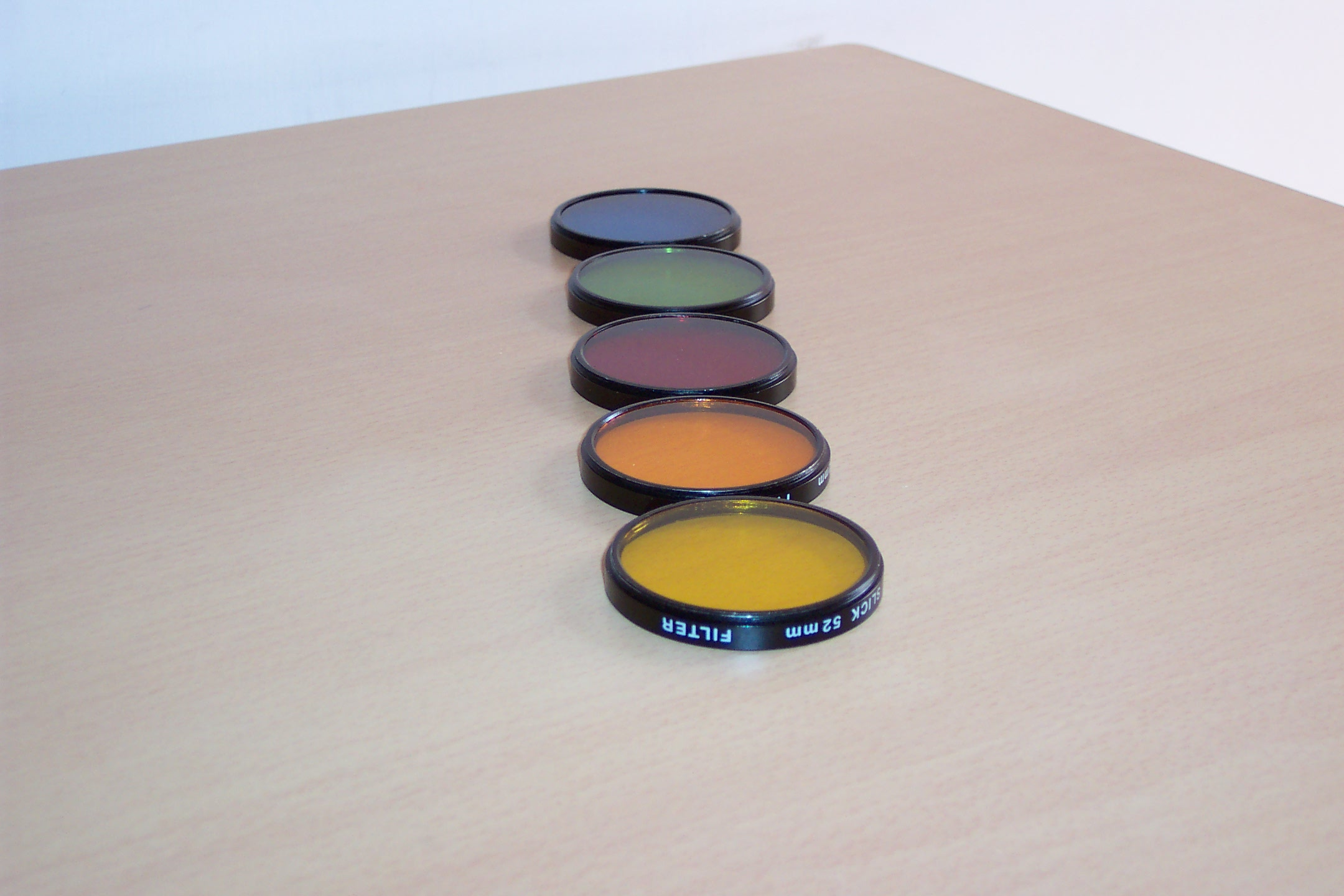 filter5 The Uses of UV Filters and Cooling/Warming Filters