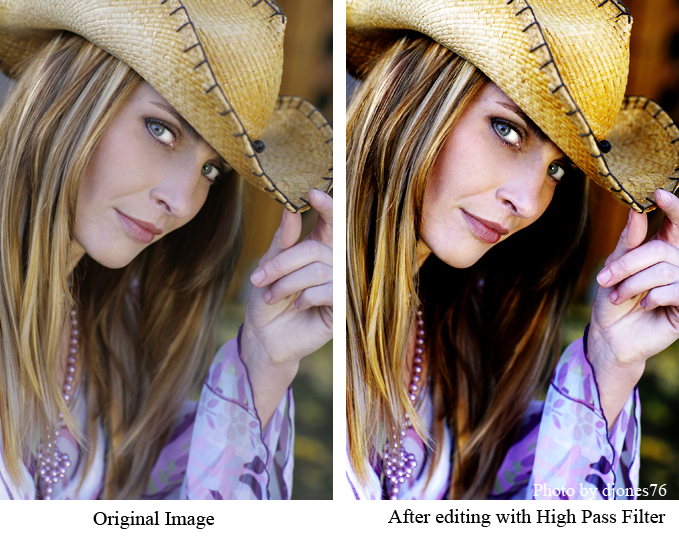 hpcontcomp Using the High Pass Filter to Boost Image Contrast