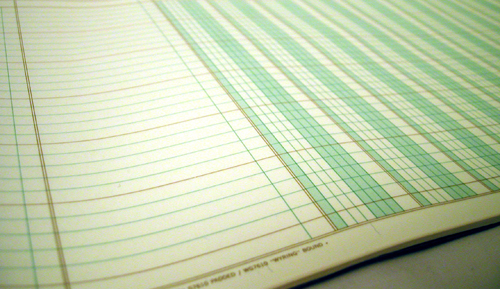 ledger page by morrhigan 4 Sound Ways to Get Organized with your New Photography Business
