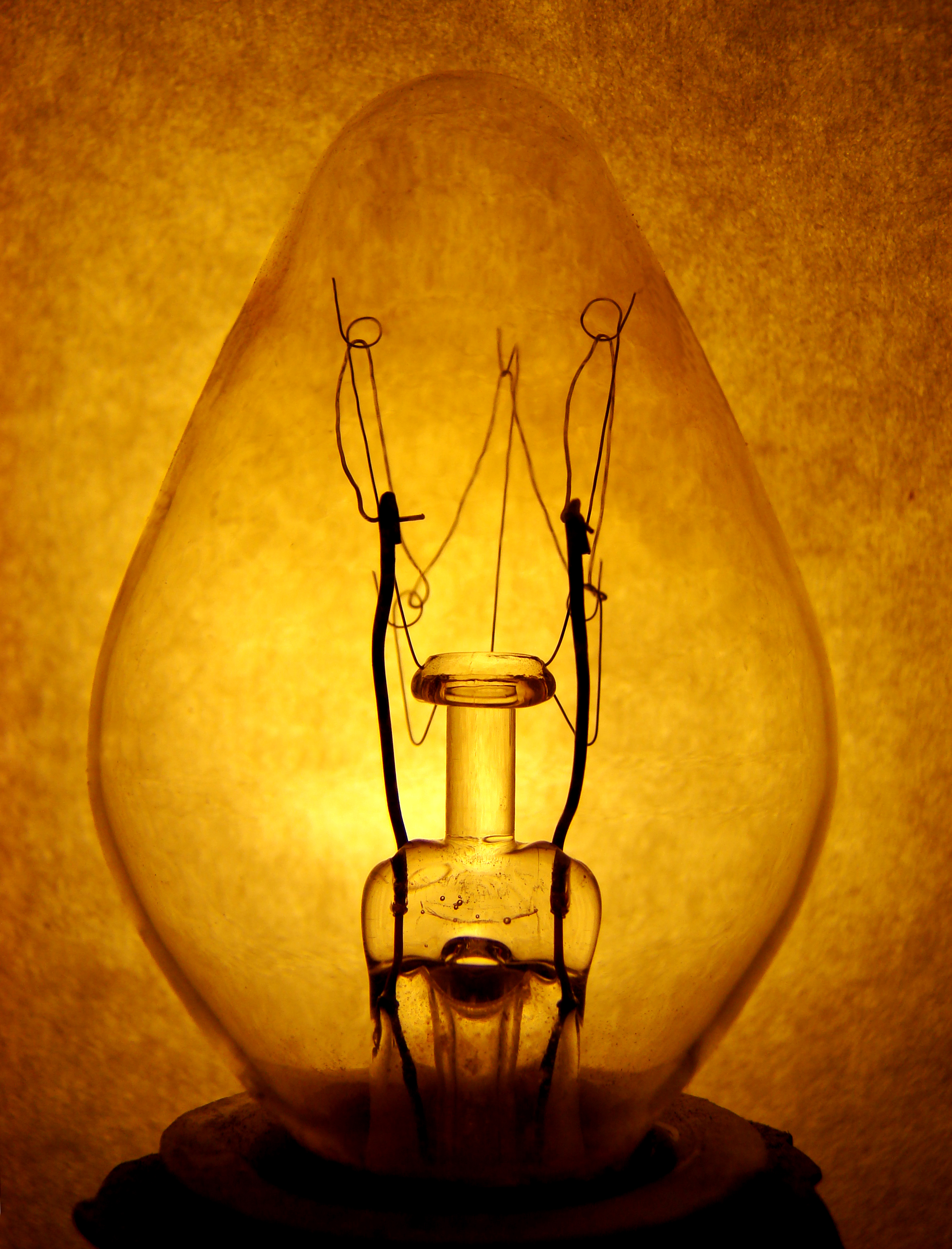 lightbulb Photographing Silhouettes