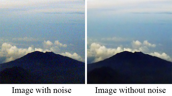 noise How to Minimize Digital Image Noise