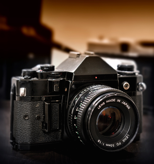 old slr by ilco 5 Helpful Tips in Shooting Your Used Camera Gear For Selling