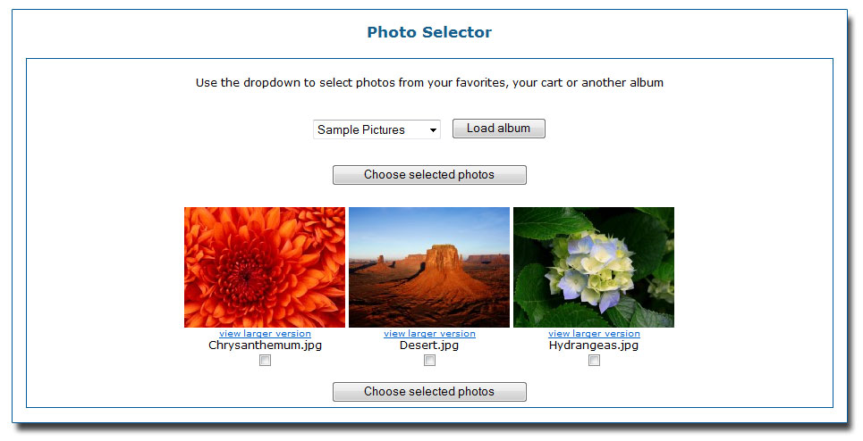photoselector before 4 New Features!