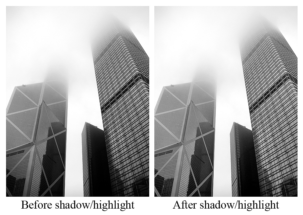 shadowhighlight 5 Super Quick Photoshop Tips That Can Dramatically Improve Your Shots